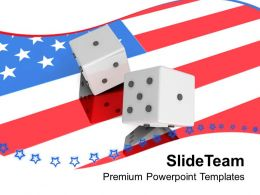Enjoy And Play Game In USA PowerPoint Templates PPT Themes And Graphics 0713