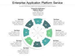 Enterprise Application Platform As A Service Ppt Presentation Model Summary Cpb