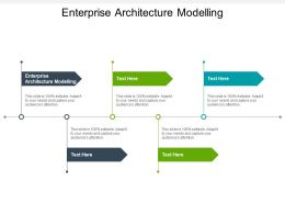 Enterprise Architecture Modelling Ppt Powerpoint Presentation Professional Inspiration Cpb