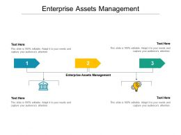 Enterprise Assets Management Ppt Powerpoint Presentation Summary Example File Cpb