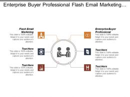 Enterprise Buyer Professional Flash Email Marketing Knowledge Based Marketing Cpb