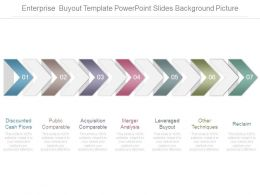 Enterprise Buyout Template Powerpoint Slides Background Picture