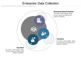 Enterprise Data Collection Ppt Powerpoint Presentation File Shapes Cpb