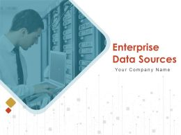 Enterprise Data Sources Powerpoint Presentation Slides