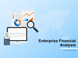 Enterprise Financial Analysis Powerpoint Presentation Slides
