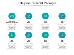 Enterprise Financial Packages Ppt Powerpoint Presentation Inspiration Structure Cpb