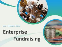 Enterprise Fundraising Powerpoint Presentation Slides