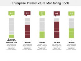 Enterprise Infrastructure Monitoring Tools Ppt Powerpoint Presentation Portfolio Display Cpb