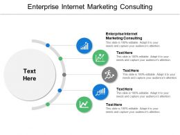 Enterprise Internet Marketing Consulting Ppt Powerpoint Presentation Icon Layout Ideas Cpb