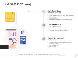 Enterprise Management Business Plan Development Ppt Demonstration