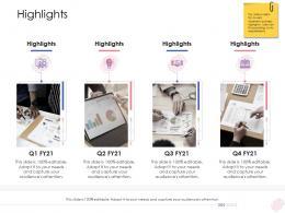 Enterprise Management Highlights Ppt Background