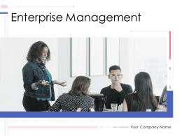 Enterprise Management Powerpoint Presentation Slides