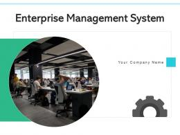 Enterprise Management System Framework Communication Performance Resource