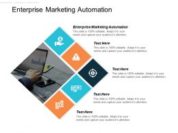 Enterprise Marketing Automation Ppt Powerpoint Presentation Infographic Template Picture Cpb