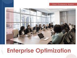 Enterprise Optimization Powerpoint Presentation Slides