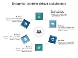 Enterprise Planning Difficult Stakeholders Ppt Powerpoint Presentation Inspiration Slide Portrait Cpb