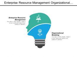 Enterprise Resource Management Organizational Modeling Marketing Financial Services Cpb