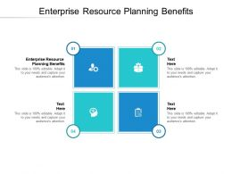Enterprise Resource Planning Benefits Ppt Powerpoint Presentation Portfolio Slide Portrait Cpb