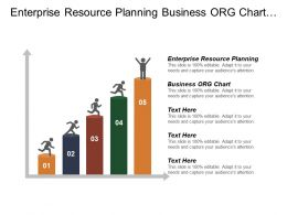 Enterprise Resource Planning Business Org Chart Sales Management