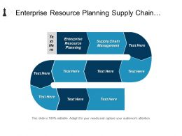 Enterprise Resource Planning Supply Chain Management Market Research Cpb