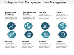Enterprise Risk Management Case Management Systems Customer Insight Analysis Cpb