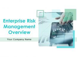 Enterprise Risk Management Overview Powerpoint Presentation Slides