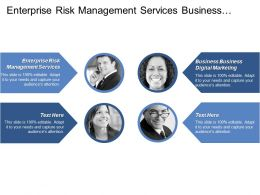 Enterprise Risk Management Services Business Business Digital Marketing Cpb