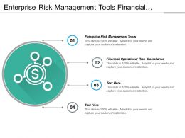 Enterprise Risk Management Tools Financial Operational Risk Compliance Cpb