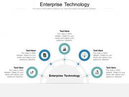 Enterprise Technology Ppt Powerpoint Presentation Infographics Slides Cpb