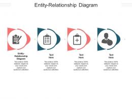 Entity Relationship Diagram Ppt Powerpoint Presentation Icon Template Cpb