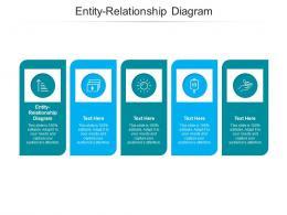 Entity Relationship Diagram Ppt Powerpoint Presentation Slides Infographics Cpb