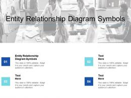 Entity Relationship Diagram Symbols Ppt Powerpoint Presentation Layouts Background Image Cpb
