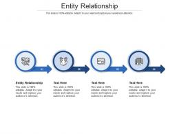 Entity Relationship Ppt Powerpoint Presentation Infographic Template Master Slide Cpb