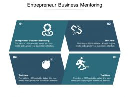 Entrepreneur Business Mentoring Ppt Powerpoint Presentation File Portfolio Cpb