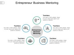 Entrepreneur Business Mentoring Ppt Powerpoint Presentation Styles Show Cpb