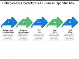 Entrepreneur Characteristics Business Opportunities Internet Business Fraud Business Global