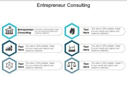 Entrepreneur Consulting Ppt Powerpoint Presentation Gallery Picture Cpb
