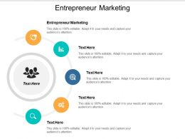 Entrepreneur Marketing Ppt Powerpoint Presentation Gallery File Formats Cpb
