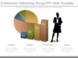 Entrepreneur Networking Groups Ppt Slide Templates