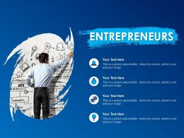 Entrepreneurs Sample Ppt Presentation