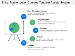 Entry Master Level Courses Tangible Assets System Configuration Development
