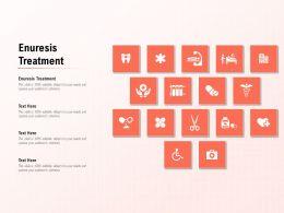 Enuresis Treatment Ppt Powerpoint Presentation Icon Files
