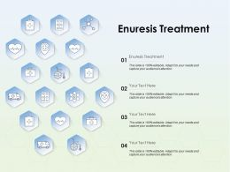 Enuresis Treatment Ppt Powerpoint Presentation Show Examples