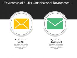 Environmental Audits Organizational Development Human Resource Management Development