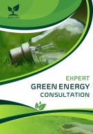 Environmental Consulting Firm Four Page Brochure Template