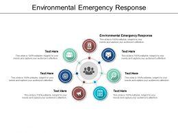 Environmental Emergency Response Ppt Powerpoint Presentation Summary Background Designs Cpb