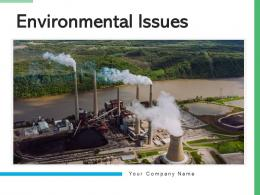 Environmental Issues Business Development Growth Illustrating Pollution Representing