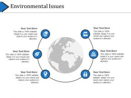 Environmental Issues Ppt Slide Examples