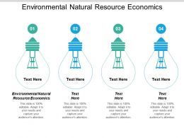 Environmental Natural Resource Economics Ppt Powerpoint Presentation Visuals Cpb