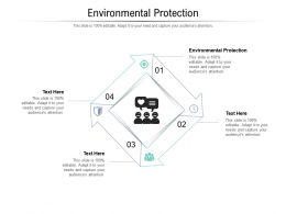 Environmental Protection Ppt Powerpoint Presentation Layouts Graphics Cpb